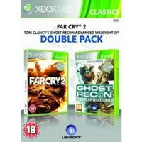 Ubisoft Double Pack Far Cry 2 & Ghost Recon Advanced Warfighter Game
