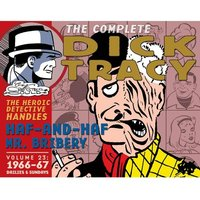 Complete Chester Gould's Dick Tracy Volume 23 Hardcover