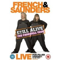 French and Saunders Still Alive DVD