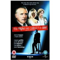 Night We Called It a Day DVD