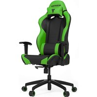 Vertagear Racing Series S-Line SL2000 Rev. 2 Gaming Chair Black/Green Edition