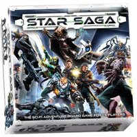 Star Saga: The Eiras Contract Core Set Board Game