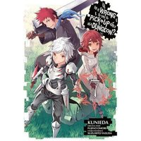 Is It Wrong To Try To Pick Up Girls In A Dungeon? Volume 7
