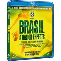 Brasil A Nation Expects Blu-ray
