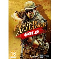 Jagged Alliance Gold Edition Game
