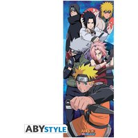 Naruto Shippuden - Group (53 x 158cm) Door Poster