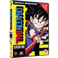 Dragon Ball Season 1 Episodes 1-28 DVD