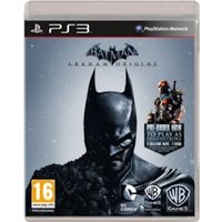 Batman Arkham Origins Heroes and Villains Edition Game