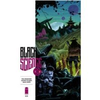 Black Science Volume 2 Welcome, Nowhere Paperback