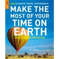 Make The Most Of Your Time On Earth 3 by Rough Guides (Paperback, 2015)