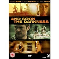 And Soon The Darkness DVD