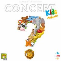 Concept Kids: Animals Board Game