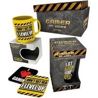 Gaming - Gamer at Work Drinkware Gift Set