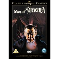 Son of Dracula (1943) DVD