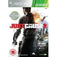 Ex-Display Just Cause 2 Game (Classics)