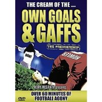 Own Goals And Gaffs The Premiership DVD