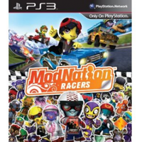ModNation Racers Game