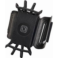 Hama Switch Smartphone Sports Armband for the Upper Arm, black