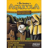 Agricola More Building Big and Small Board Game Expansion