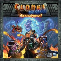 Clank! In! Space! Apocalypse! Expansion Board Game