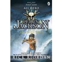 Percy Jackson and the Lightning Thief: The Graphic Novel (Book 1) by Rick Riordan (Paperback, 2010)