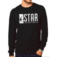The Flash Star Labs Crewneck XX-Large Sweatshirt