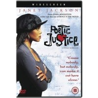 Poetic Justice DVD
