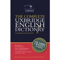 The Complete Uxbridge English Dictionary : I'm Sorry I Haven't a Clue
