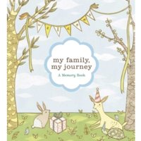 My Family, My Journey : A Baby Book for Adoptive Families