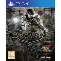 Arcania The Complete Tale PS4 Game