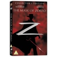 The Mask of Zorro Collector's Edition DVD