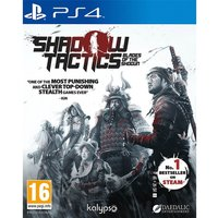 Shadow Tactics Blades Of The Shogun PS4 Game