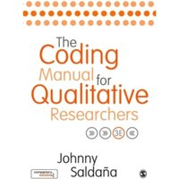 The Coding Manual for Qualitative Researchers by Johnny Saldana (Paperback, 2015)
