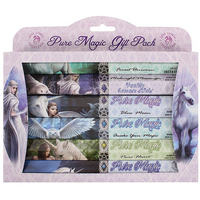 Pack of 6 Pure Magic Incense Gift Pack by Anne Stokes