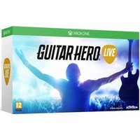 (Damaged Packaging) Guitar Hero Live with Guitar Controller Xbox One Game