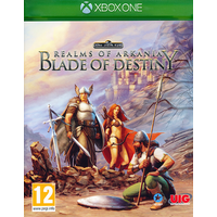 Realms of Arkania Blade of Destiny Xbox One Game