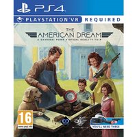 The American Dream PS4 Game (PSVR Required)