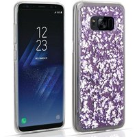 Samsung Galaxy S8 Tinfoil Case - Purple