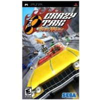 Crazy Taxi Fare Wars Game PSP (#)