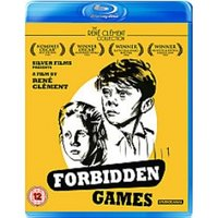 Forbidden Games Blu-ray