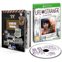 Life Is Strange Limited Edition Xbox One Game