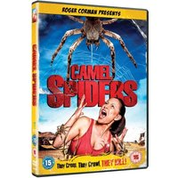 Camel Spiders DVD
