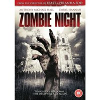 Zombie Night DVD