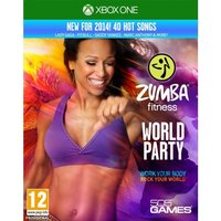 Zumba Fitness World Party Game Xbox One