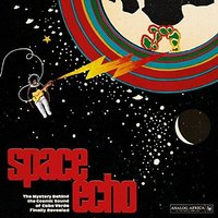 Various Artists - Space Echo - The Mystery Behind The Cosmic Sound Of Cabo Verde Finally Revealed 2LP SET Vinyl