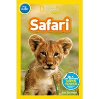 National Geographic Kids Readers: On Safari!