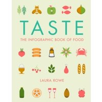 Taste : The Infographic Book of Food