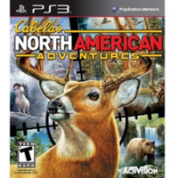 Cabelas North American Adventures 2011 Game