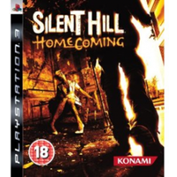 Silent Hill Homecoming Game