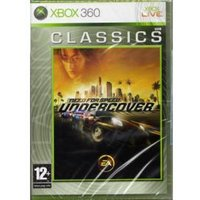 Need For Speed Undercover Game (Classics)